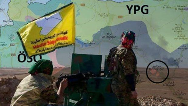 QSD, rejim güçlerini uyardı: Fırat'ın doğusuna geçmeyin!