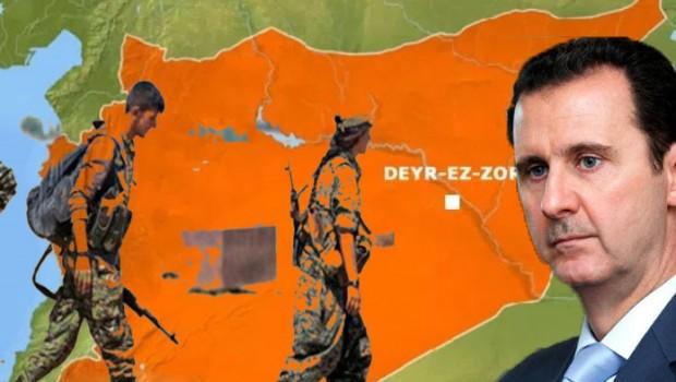 Şam: QSD ile savaşırız
