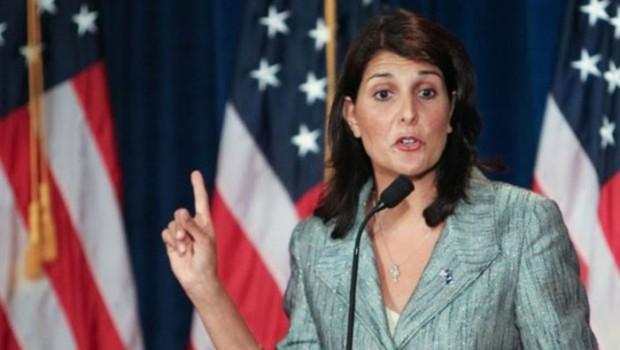 ABD'nin BM temsilcisi: 'Kuzey Kore devam ederse yok olacak'