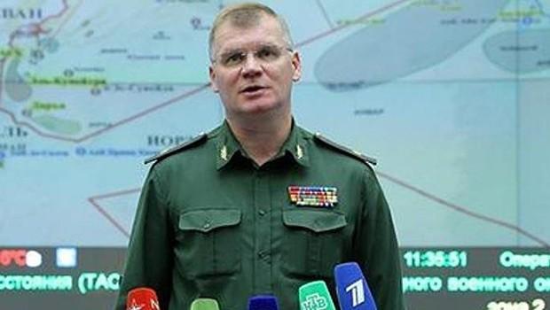 Rusya'dan QSD'ye yapılan saldırı ile ilgili açıklama