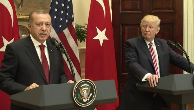 Trump Erdoğan görüşmesinin tarihi belli oldu