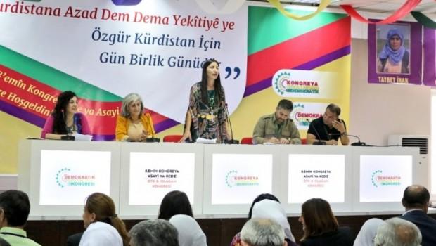 DTK'dan, Kürdistan referandumuna destek açıklaması