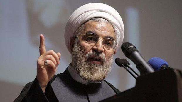 Ruhani: ABD büyük bedel ödeyecek