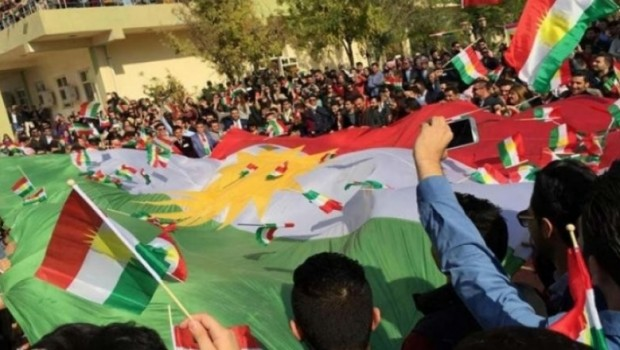 Süleymaniye'de Bağımsızlığa 'EVET' festivali