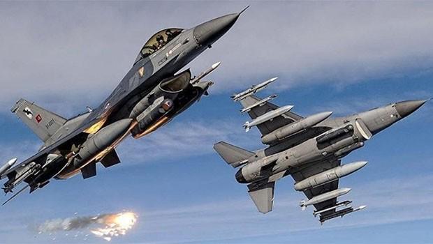 'TSK'dan Efrin'e hava harekatı' iddiası