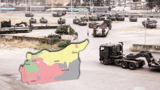 TSK'den ÖSO'ya İdlib talimatı: Hazır olun