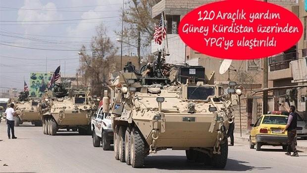 ABD'den QSD'ye yeni silah yardımı