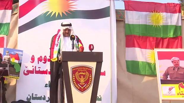 Arap aşiretleri: Bağımsızlık referandumuna destek veriyoruz