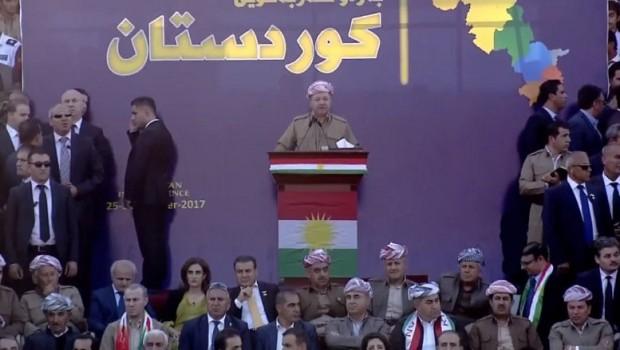 Başkan Barzani: Tehditleri kabul etmiyoruz!