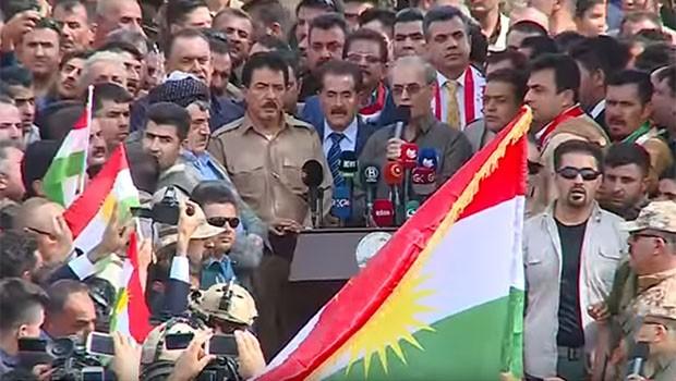 Kerkük valisinden Türkmenlere Türkçe çağrı