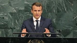 Macron: Fransa Kürdistan'ın bağımsızlığına karşı değil!