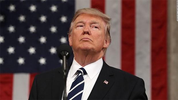 Trump'tan Ortadoğu mesajı: Ben olabilir diyorum