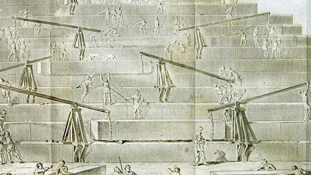 Piramitlerin gizemi 3 bin yıllık günlük sayesinde çözüldü