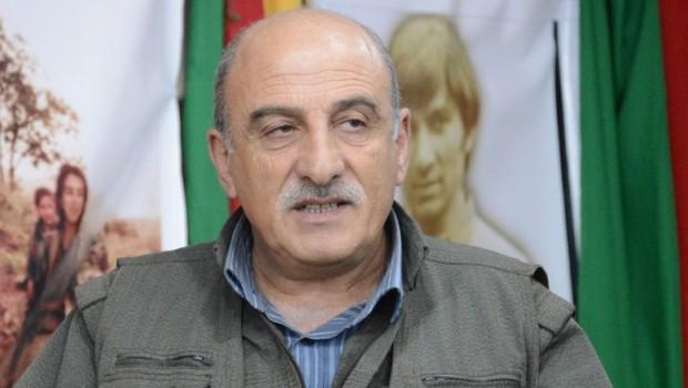Duran Kalkan, artık Kürtlerin ve Kürdistan'ın yakasından düş!