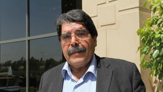 Salih Müslim: Güney Kürdistan'daki halkımızın yanında durmaya hazırız