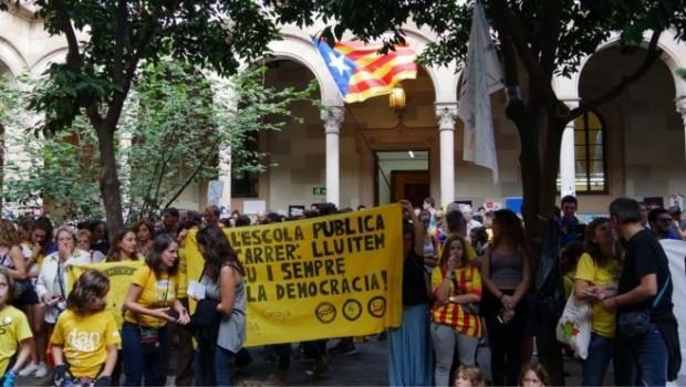 Katalonya: Artık İspanya içinde yaşayamayacağımızı anladık
