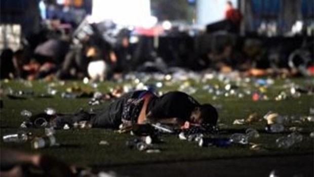 Las Vegas saldırısı üstlenildi!