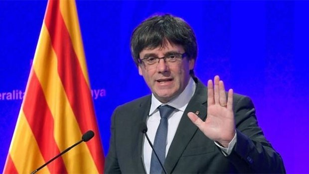 Katalonya Başbakanı'ndan Bağımsızlık açıklaması