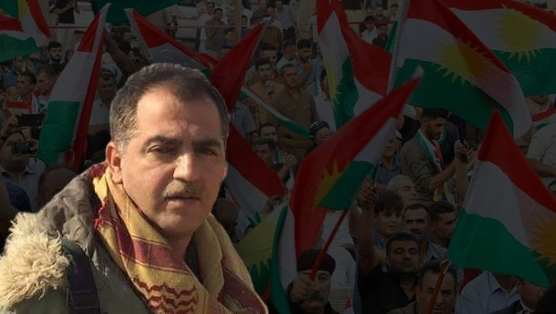General Şerefani: Hiçbir tehdit özgürleşen Kürdün ve Kurdistan'ın iradesini kıramaz