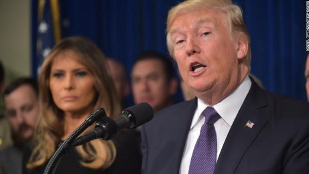 Trump: 'Fırtına Öncesi Sessizlikteyiz'