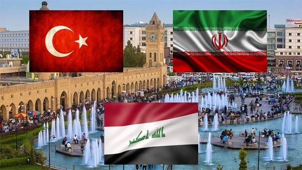 Türkiye, İran ve Irak'tan 'Kürdistan' Görüşmesi