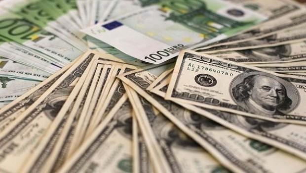 Vize kriziyle dolar ve euro'da rekor artış