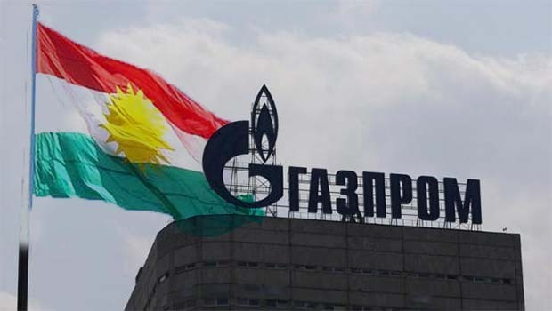 Gazprom Kürdistan'daki üretimini artırıyor