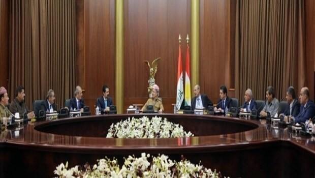 Kürdistan Siyasi Önderliği'nden önemli toplantı