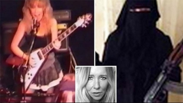 Eski punkçı IŞİD üyesi öldürüldü