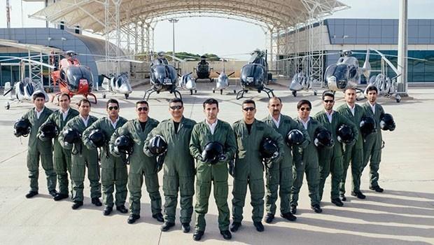 Jews News: İsrail ve Güney Afrika yüzlerce Kürt pilotu eğitiyor