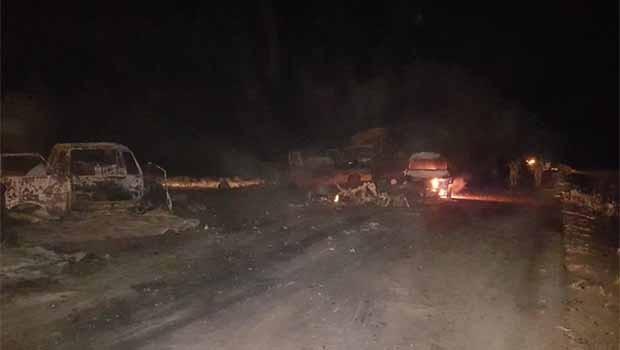 Haseke'de bombalı saldırı: 50'den fazla kişi hayatını kaybetti