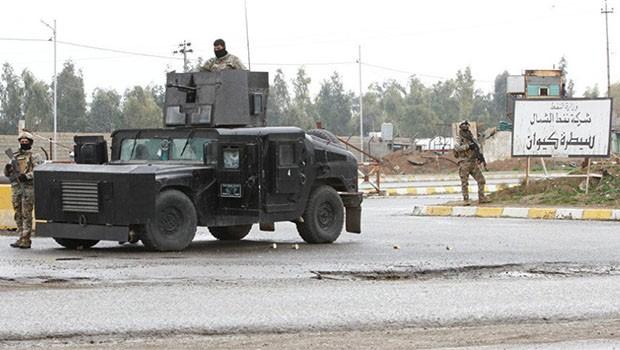 Irak: Kerkük'te operasyon yok