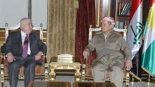 Barzani - Masum başkanlığında kritik toplantı!