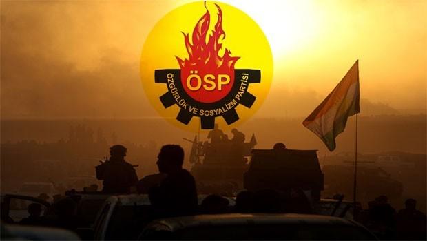 ÖSP: Kerkük'e saldırı tüm Kürtlere saldırıdır!