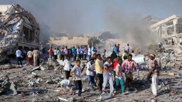 Somali'de katliam: En az 189 ölü