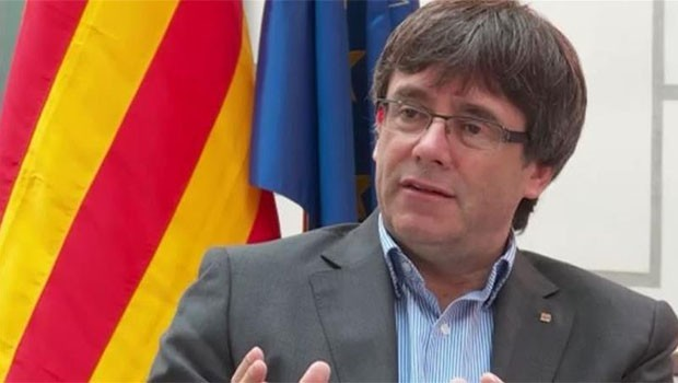 Katalan liderden İspanya Başbakanı'na mektup!