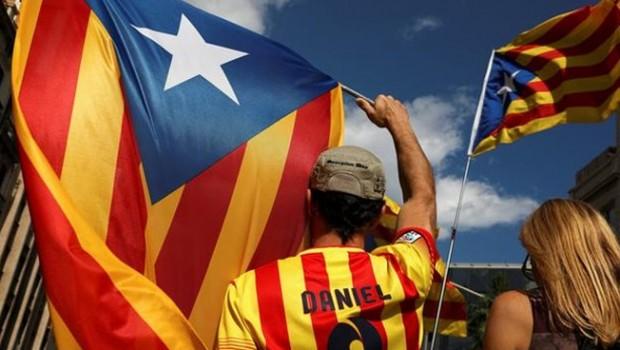 Katalonya'dan Bağımsızlık tarihi!