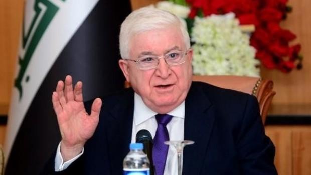 Irak Cumhurbaşkanı Masum'dan Kerkük açıklaması