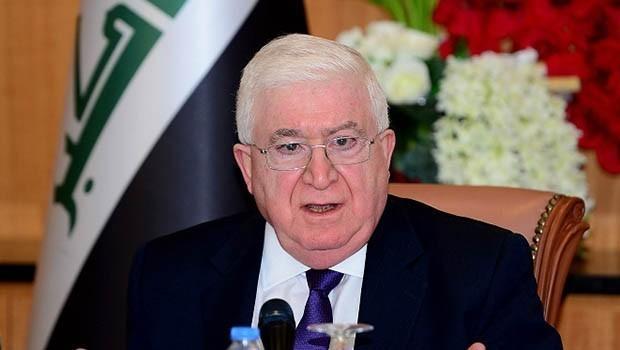 Irak Cumhurbaşkanı, Necmedîn Kerîm'in görevden alınmasını onadı
