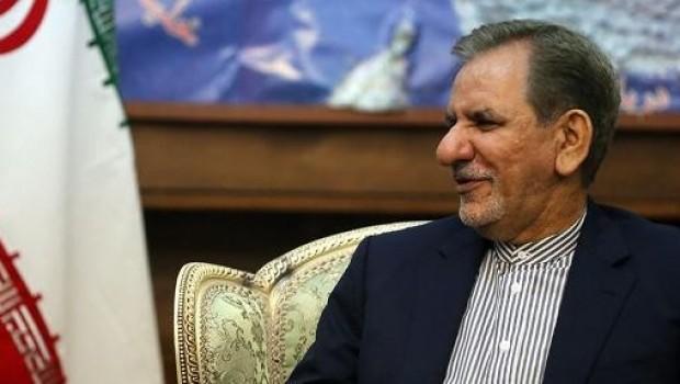 İran Cumhurbaşkanı Yardımcısı Türkiye'ye gidiyor