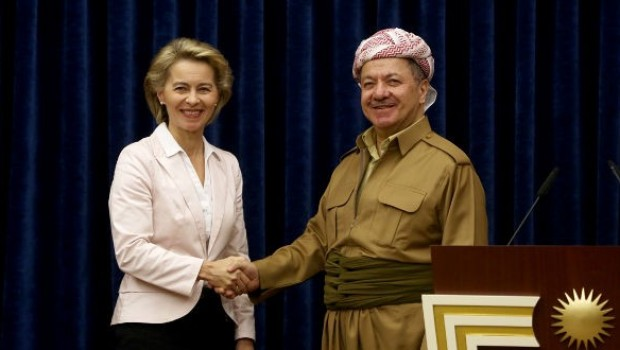 Başkan Barzani Almanya Bakanı ile telefonda görüştü