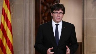 Katalan liderden İspanya'ya: Görüşmezseniz bağımsızlık ilan ederiz