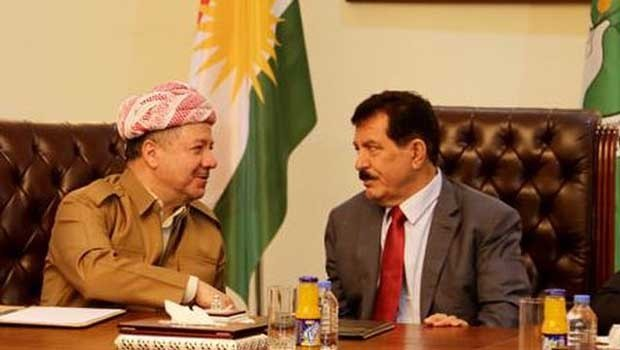 Mesud Barzani'den Bağdat'a Kosret Resul cevabı: Asla!