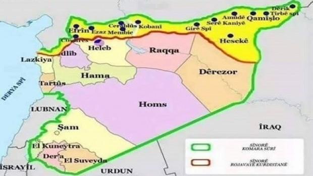 Kürtler, Suriye ve Rusya'yla Batı Kürdistan'ın statüsünü görüşüyor