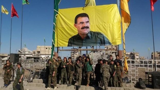 ABD'den Abdullah Öcalan posteri açıklaması