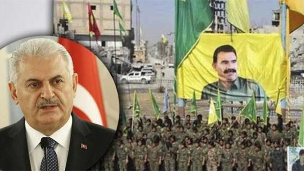 Binali Yıldırım'dan ABD'ye Öcalan posteri tepkisi