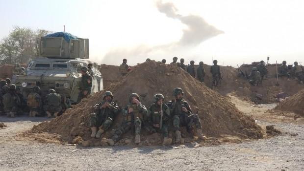 Pirde'de Haşdi Şabi'ye büyük darbe: Onlarca zırhlı araç imha edildi