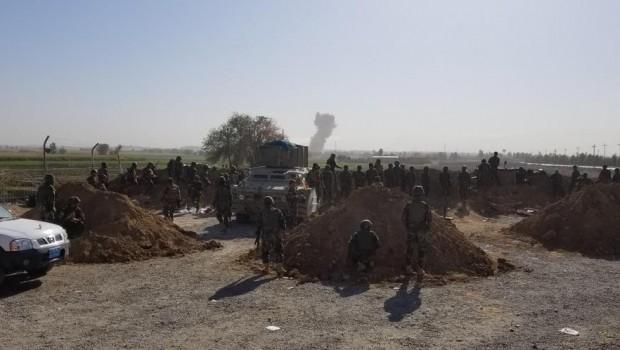 Pirde çatışmalarında 90'ın üzerinde Haşdi Şabi milisi öldürüldü