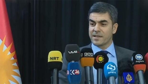 Rebwar Talabani: Kerkük'te suç işleyenler cezalandırılmalı