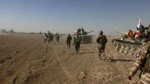 KDP-İ: Iraklı güçler ile Pasdaran Koye'ye ilerliyor